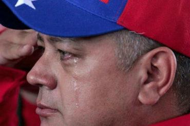 """¡DESPUÉS DEL TANGANAZO! Cabello le bajó 10 a su altanería tras ser sancionado por EEUU: """"Me siento liberado"""""""