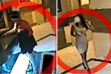 ¡IMPACTANTES! Difunden imágenes del día del asesinato de venezolana en hotel de México (VIDEO)