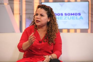"""¡SE LO MOSTRAMOS! Difunden presunto audio de Iris Varela amenazando a los funcionarios del ministerio de asuntos penitenciarios: """"El que no vote, que lo boten"""""""