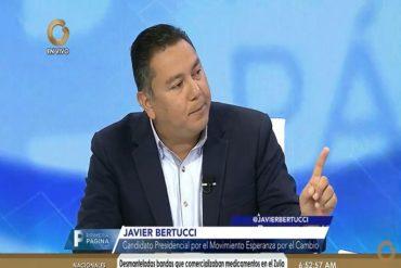 ¡LO ÚLTIMO! Javier Bertucci plantea solicitar ayuda humanitaria y reactivar el aparato productivo para palear la crisis