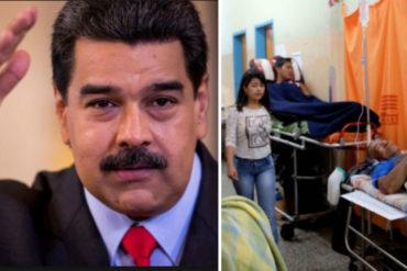 """¡SI TÚ LO DICES! Maduro promete seguir trabajando para """"garantizar"""" el acceso a la salud"""