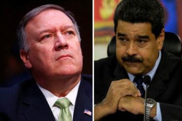 ¡ENTÉRESE! Mike Pompeo visitará Panamá y México para hablar sobre la defensa de la democracia en Venezuela