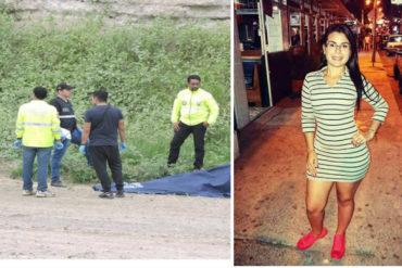 ¡LAMENTABLE! Hallan el cadáver de una venezolana en un paraje de Ecuador (la dejaron desnuda)