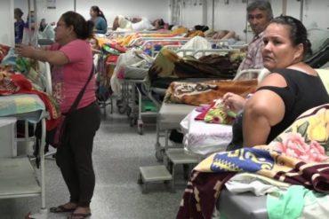 ¡DRAMA SIN FIN! Los enfermos venezolanos huyen a Colombia para salvar su vida