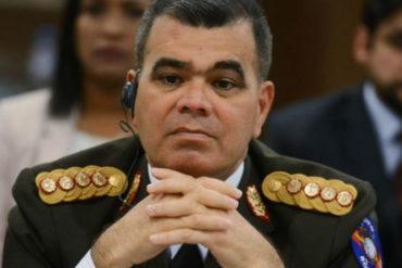 ¿MOVIDA DE MATA? Aseguran que Padrino López saldría del Ministerio de Defensa: Este es el general que lo reemplazaría