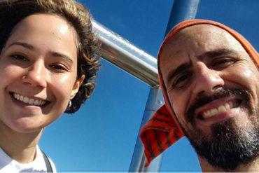 ¡CONMOVEDOR! El último mensaje que Alejandro Cañizales le dedicó a su novia en redes sociales