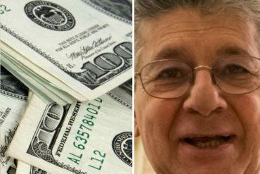 ¡DIO EN EL CLAVO! Ramos Allup ironiza sobre precio del dólar paralelo