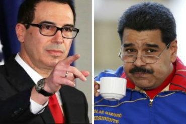 ¡AJÁ, NICO! Departamento del Tesoro de EE UU analizó crisis venezolana con 15 naciones (+Comunicado)