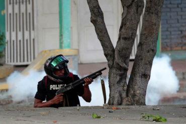 ¡ALARMANTE! Materiales que usan para reprimir protestas en Nicaragua son suministrados por Cavim (+Fotos)