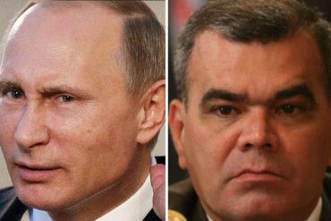 ¡ENTÉRESE! Aseguran que Vladimir Padrino López ha decidido ser el aliado de Rusia en el Caribe