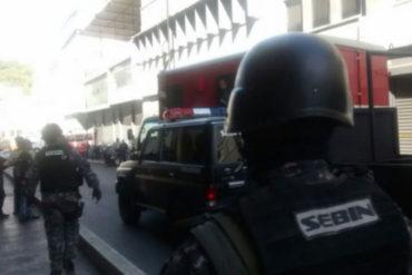 ¡ATENCIÓN! Sebin allana esta vez oficina y vivienda del magistrado en el exilio Ramón Pérez Linares