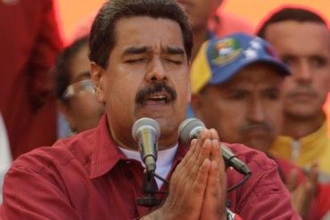 ¿MÁS O MENOS? Maduro dice que cada vez ama más profundamente al cristianismo (pero amenazó a los curas en Semana Santa)