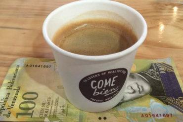 ¡ADIÓS PODER ADQUISITIVO! El billete de más alta denominación en Venezuela solo alcanza para 1 café (+prueba)