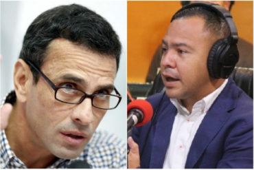 ¡TREMENDO ROLLO! Las acusaciones del procurador del estado Miranda contra Henrique Capriles