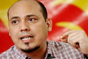 ¡POR FAVOR! La insólita excusa con la que el dirigente del Partido Comunista de Venezuela pide a venezolanos votar en su tarjeta