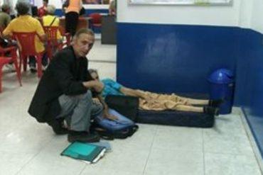 """¡DRAMÁTICO! """"Queremos salir de aquí"""": el grito de auxilio de un peruano residenciado en Venezuela"""