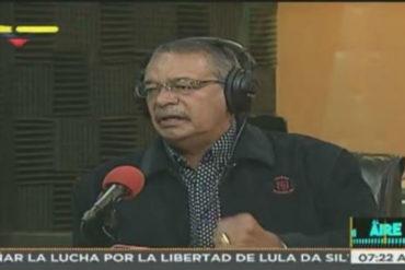 ¡ENTÉRESE! García Carneiro: Oficial que atente contra la patria lo mínimo que merece es la degradación