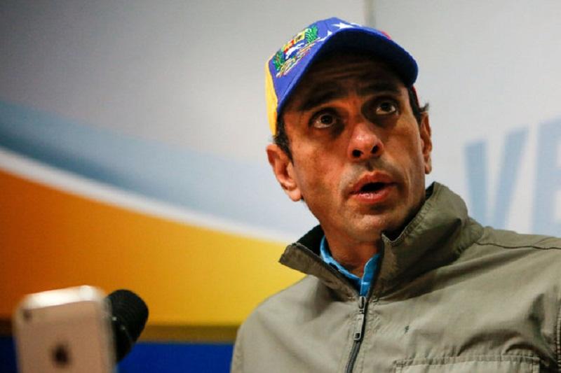 ¡SÉPANLO! Henrique Capriles: No estoy en campaña por la presidencia