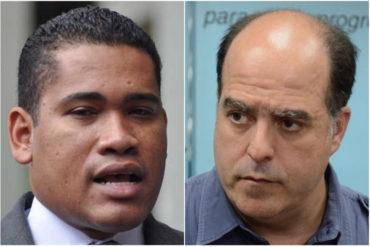 """¡SÉPALO! Leocenis García acusó al asistente de Julio Borges de promover una """"guerra sucia"""" contra Prociudadanos"""