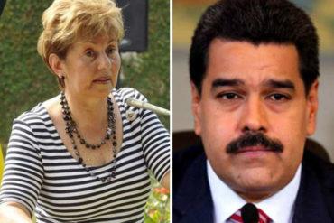 """¡AY, NICO! Expresidenta de Panamá apoya """"aislar al gobierno Maduro"""" como medida de apoyo a los venezolanos (+Video)"""