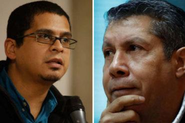 ¡DE FRENTE! Nicmer Evans le recordó a Henri Falcón su compromiso de renunciar a la candidatura de no existir condiciones electorales justas