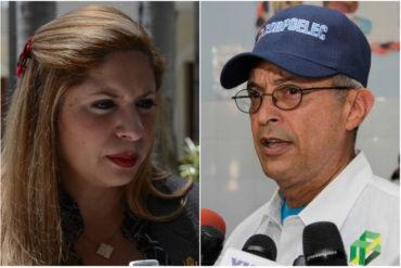 """¡DE FRENTE! Nora Bracho se queja tras corte eléctrico en Maracaibo: """"Tenemos un apagón general y el ministro durmiendo"""""""