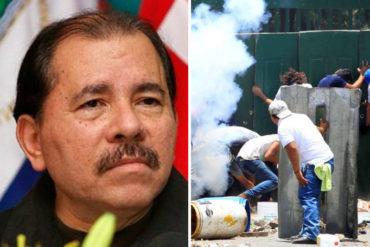 ¡LO ÚLTIMO! Ejército de Nicaragua da la espalda a Daniel Ortega y dice que NO reprimirán las protestas (toma nota GNB)