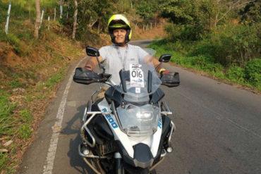 ¡LAMENTABLE! Encontraron el cuerpo del motociclista Umberto Micalizzi dentro de una fosa común en la carretera Caucagua-Guatopo