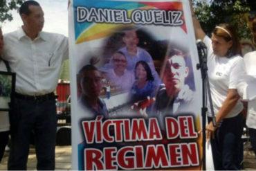¡DOLOROSO! La tristeza que agobiaba a la mamá de Daniel Queliz por la situación del país (Video de hace dos meses)