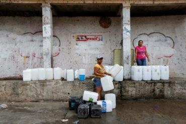 ¿ALÓ, HIDROCAPITAL? Las zonas de Caracas que siguen sin recibir una gota de agua (Suman más de 2 semanas sin el servicio)