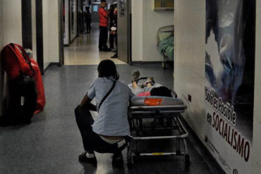 ¡VEA! Difunden foto del colectivo que lideró el ataque en el hospital Vargas (+IMAGEN)