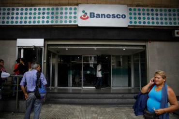 ¡ATENTOS! Banesco anuncia suspensión de servicios por mantenimiento a su plataforma relacionada a la reconversión