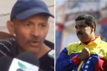 """¡INEXPLICABLE! Chavista tras votar por Nicolás: """"Pasando hambre y sin empleo, pero con Maduro me resteo"""" (+Video +insólito)"""