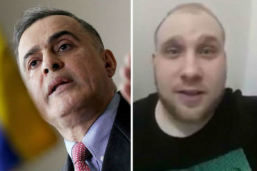 ¡SE PICÓ! Tarek William Saab sobre Joshua Holt: Parece que les importa más el caso de un estadounidense que el de un venezolano