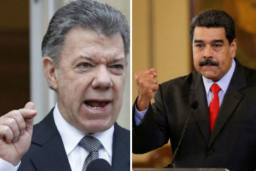 ¡AY, PAPÁ! Las 9 verdades que Santos cantó sobre Venezuela (no le gustará a Maduro)