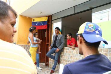 ¡GRAN GESTO! Perú entregará permiso provisional de trabajo a venezolanos