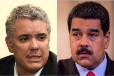 ¡AY, NICO! Cuando Duque advirtió que denunciaría a Maduro ante la Corte Penal Internacional si ganaba la presidencia