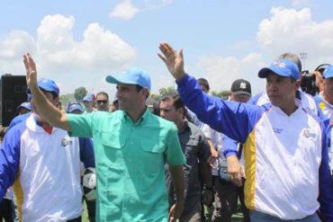 ¡ASÍ LO DIJO! Henri Falcón asegura que Capriles sería parte de su gabinete presidencial (+detalles)
