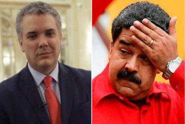 ¡SÉPALO! A pocos días de su triunfo, Iván Duque pidió al gobierno liberar a los presos políticos en Venezuela (+Video)