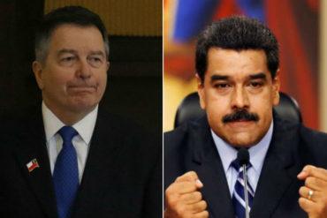 ¡IMPORTANTE! Chile y Colombia abordaron solución coordinada sobre crisis migratoria venezolana