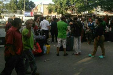 ¡ENTÉRESE! Autoridades sorprendieron a  1.200 venezolanos que pretendían ingresar a Colombia a través de pasos irregulares