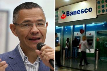 ¡ENTÉRESE! La pregunta sobre Banesco que Ernesto Villegas no quiso responder (+Video)