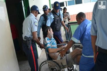 ¡TRÁGICO! Fallece reo por desnutrición y tuberculosis en Monagas