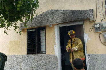 ¡IMPACTANTE! Lo pilló con dos venezolanas en su cuarto, lo apuñaló y le prendió fuego a su casa