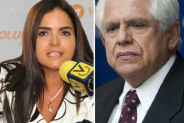 ¡NO LO PERDONÓ! Abogada Tamara Suju cargó contra Omar Barboza por hablar de democracia en tiempos de dictadura