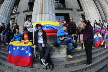"""¡TERRIBLE! """"Me voy a ir ¿a dónde? a sufrir otra vez ¿a dónde?"""": Venezolanos en Argentina, atrapados en otra crisis"""