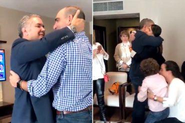 ¡HISTÓRICO! La reacción de Iván Duque tras conocer que será el próximo presidente en Colombia (+Video)