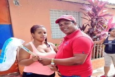 ¿A QUIÉNES SE PARECEN? En República Dominicana regalaron coletos a las amas de casa (+Fotos)