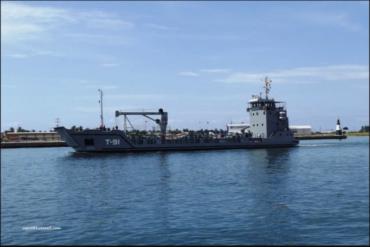 ¡EXTRAOFICIAL! Barco venezolano estaría trasladando fusiles a Nicaragua (+Fotos)