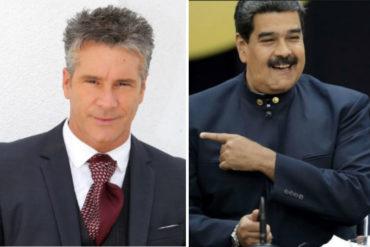 ¿ENLOQUECIÓ? Fernando Carrillo asegura que será presidente de Venezuela (así se lo dijo a Bill Gates)